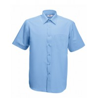 Men SS Poplin Shirt